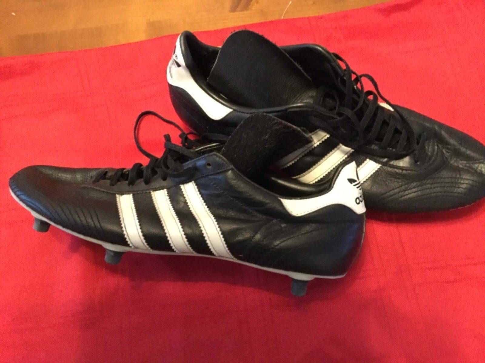 official photos b3ca9 53e45 ADIDAS 80 ZEPHYR RARE CLASSIC FOOTBALL BOOTS SIZE UK 12 MUST SEE  eBay