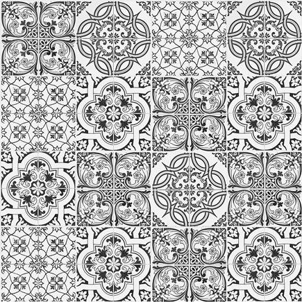 papel pintado azulejos leroy merlin ideas para el. Black Bedroom Furniture Sets. Home Design Ideas