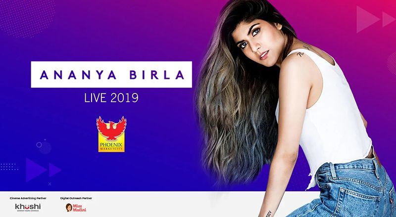 Ananya Birla To Perform Live In Chennai For The First Time On Her Debut Music Tour