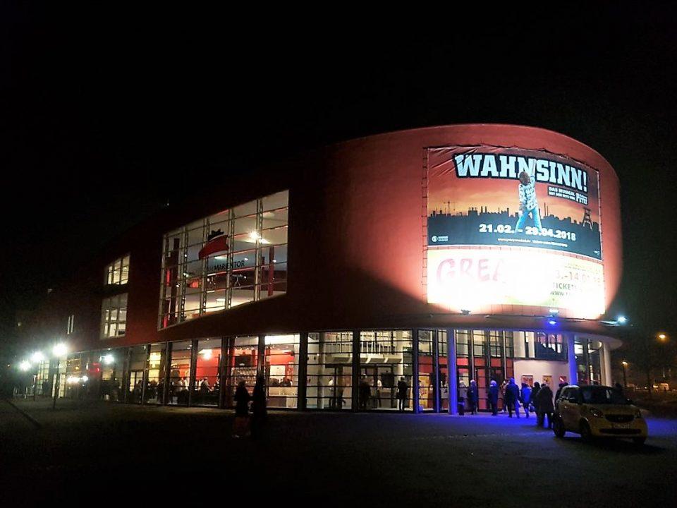 Musical Grease Im Theater Am Marientor In Duisburg Verpottet Filme Anschauen Musical Duisburg