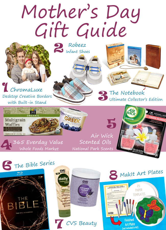 Mother's Day Gift Guide 2013 Mother day gifts, Gift