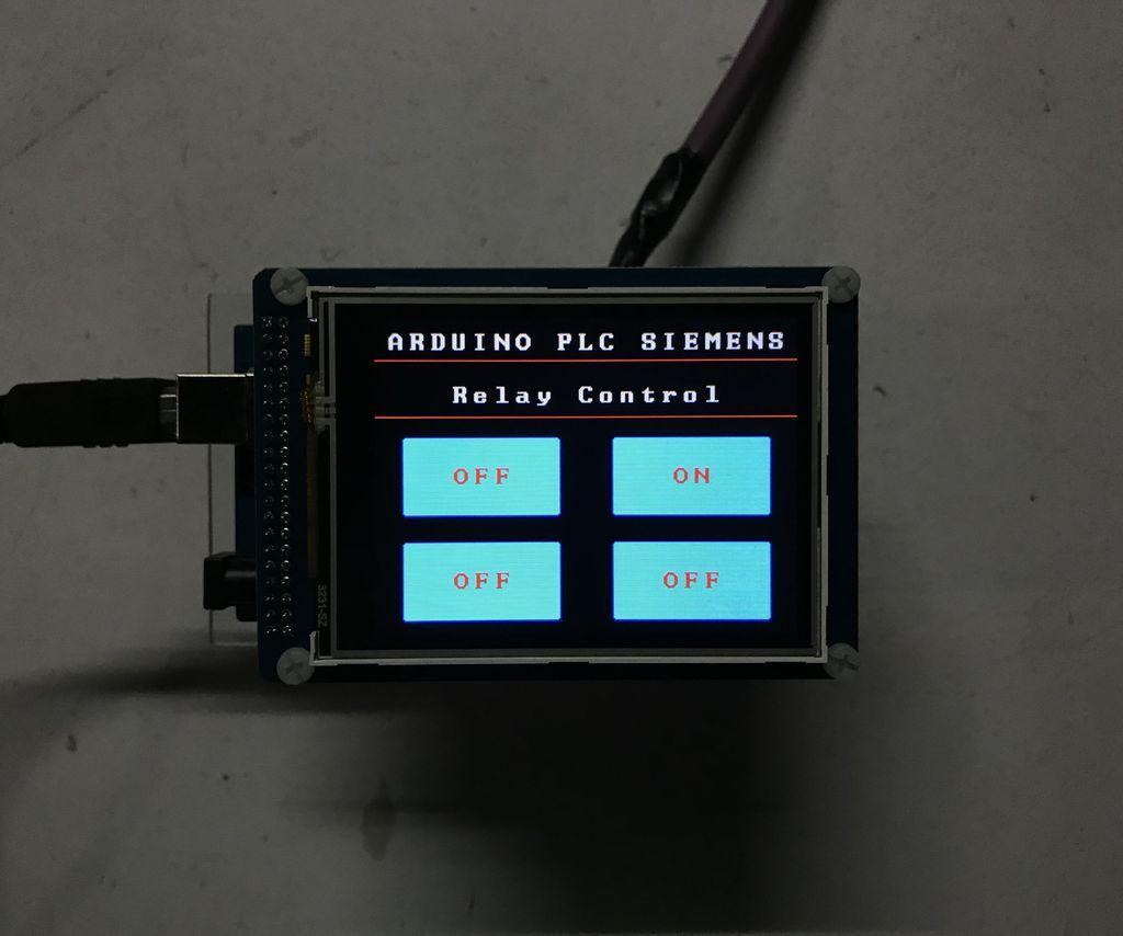 Profibus Dp Communication Between Arduino And Plc Arduino Communication Ethernet Shield