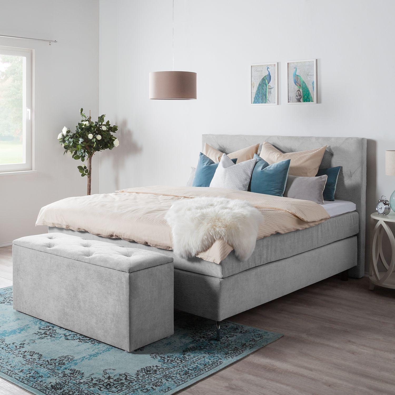 Boxspringett Dogali In 2020 Cozy Dorm Room Coastal Bedrooms Home