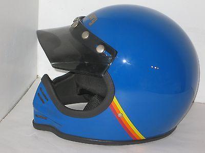 #apparel VINTAGE NIB FURY MOTOCROSS MOTORCYCLE RACING HELMET, SIZE XL, RARE please retweet