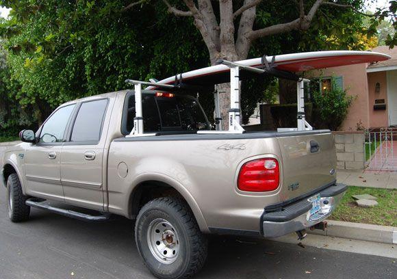 Thule Xsporter Truck Rack Review Trucks Thule Wakesurfing