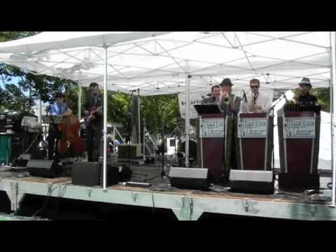 """My Mans Band """"Lost Dog Found""""...Swing Band - YouTube"""