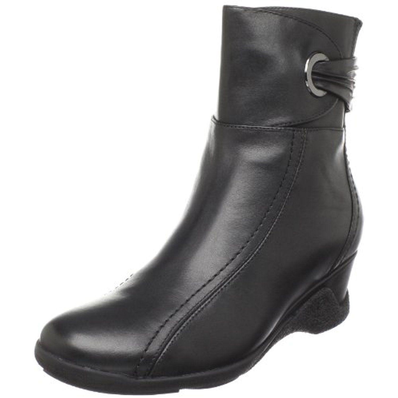 96c66a7fe37 Low Heel Fringe Ankle Boot- Zipper Closed Toe Western Cowboy Bootie ...