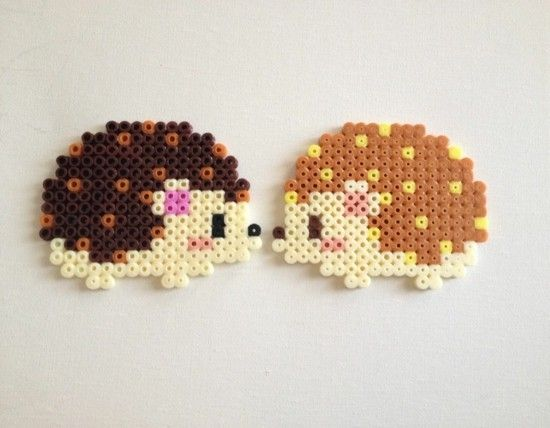 Photo of Tinker hedgehogs – 35 simple DIY ideas with cute faces
