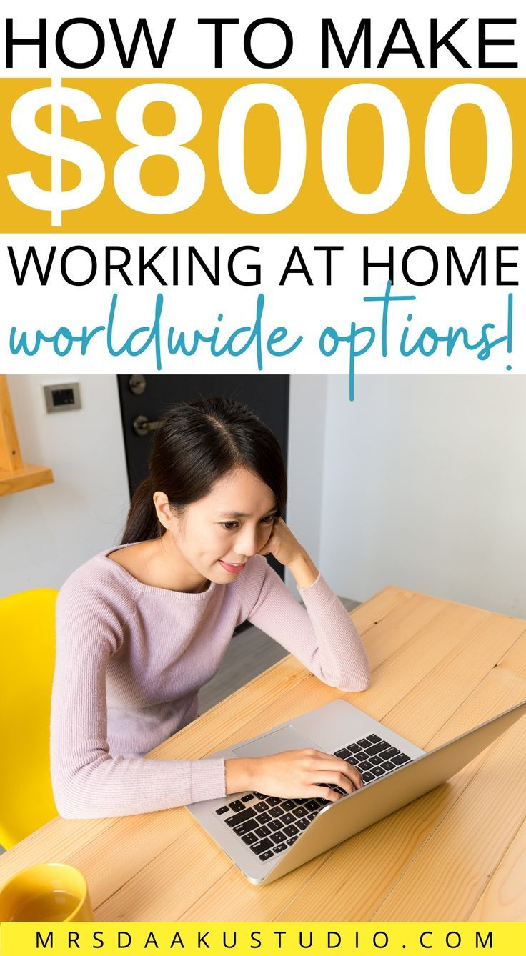 Entry level work from home jobs – No experience! (+ companies that hire)