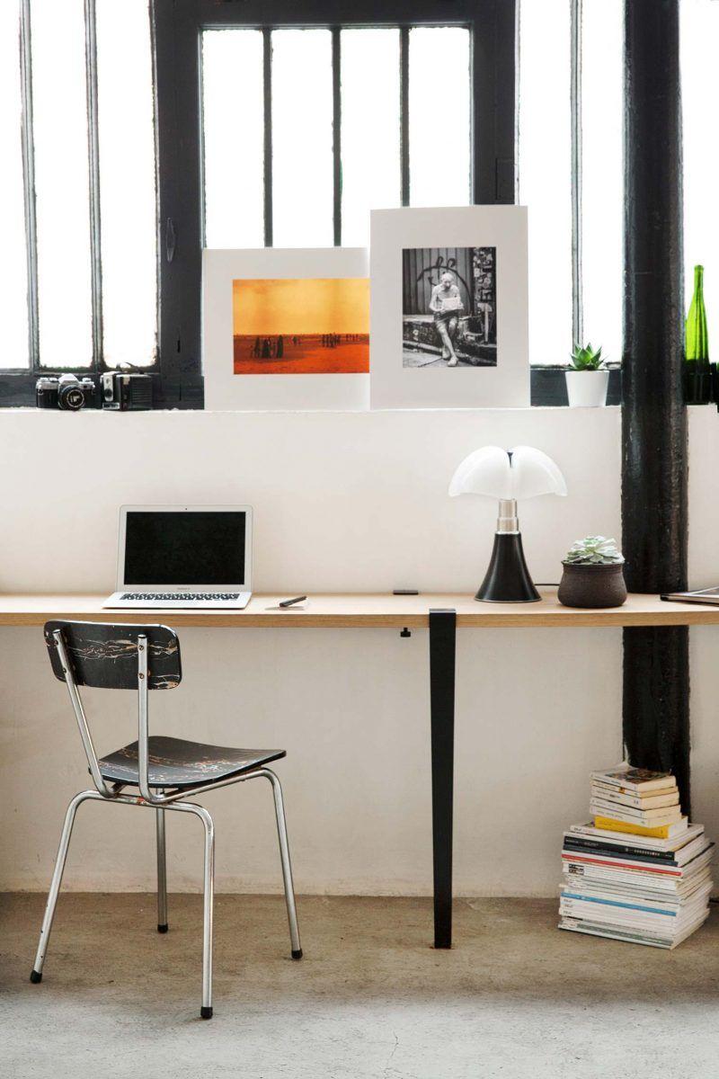 Accroches Murales Et Pieds Hauts Par Tiptoe Pieds De Table Mobilier De Salon Bureau Mural