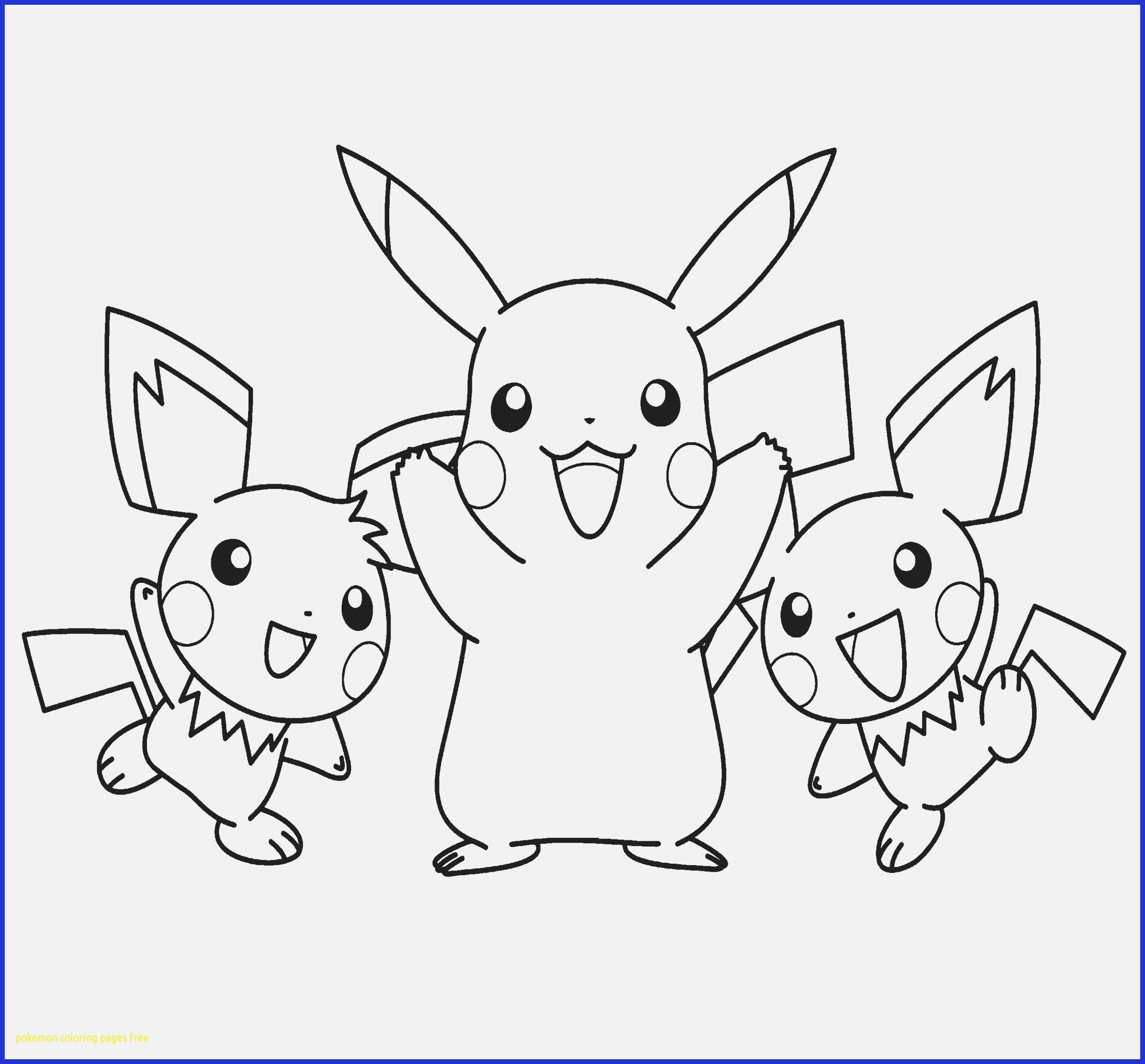 Printable Pokemon Coloring Pages Best Of Coloring Pages Pokemon