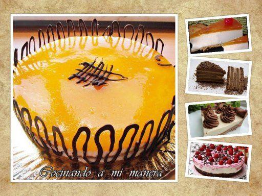 Imagen 0 Tartas Tartas Caseras Y Postres