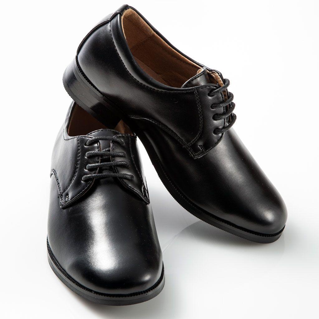 Mens size 7 black dress shoes quinceanera