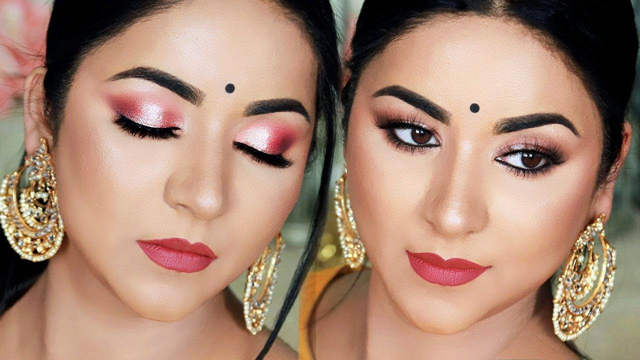 Long Lasting Sweat Proof Party/Indian Wedding Guest Makeup