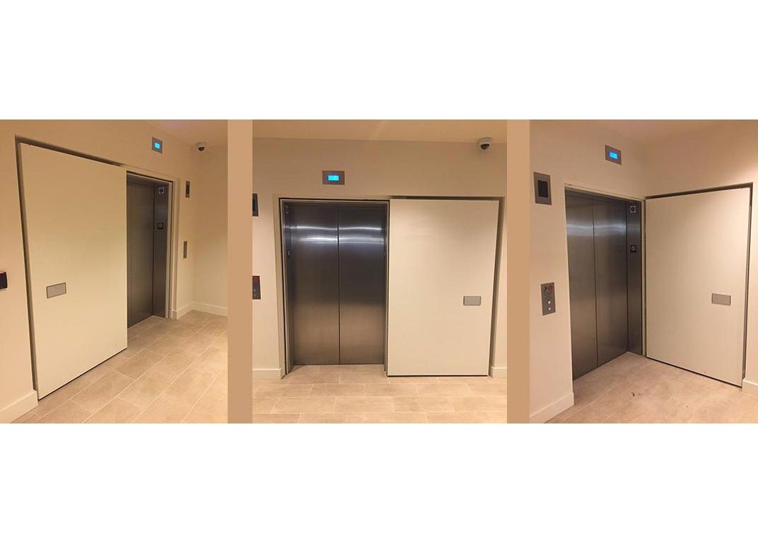 Pin On Elevator Smoke Containment Doors