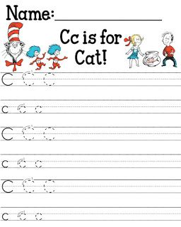 50+ FREE Dr. Seuss Printables and Activities! - Oh So Savvy Mom
