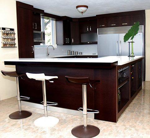Nice 9X9 Kitchen Design   Yang Color Yellow Ni Pulak Macam Menarik  Tertarik..tapi Bile Tengok .