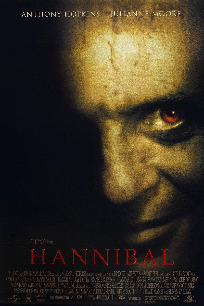 Hannibal Dvd Release Date August 21 2001 Hannibal 2001 Hannibal Anthony Hopkins