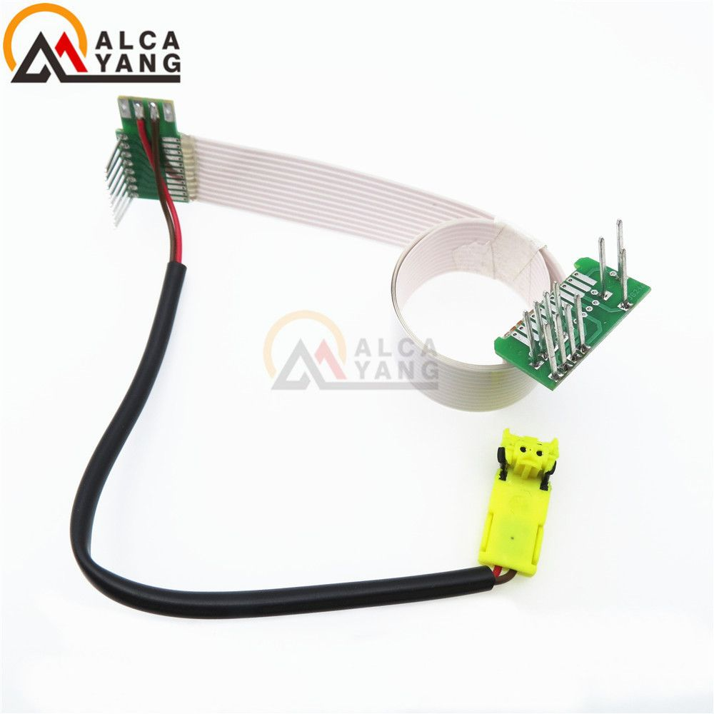 Steering Wheel Airbag Spiral Cable Clock Spring Repair Wire For ...