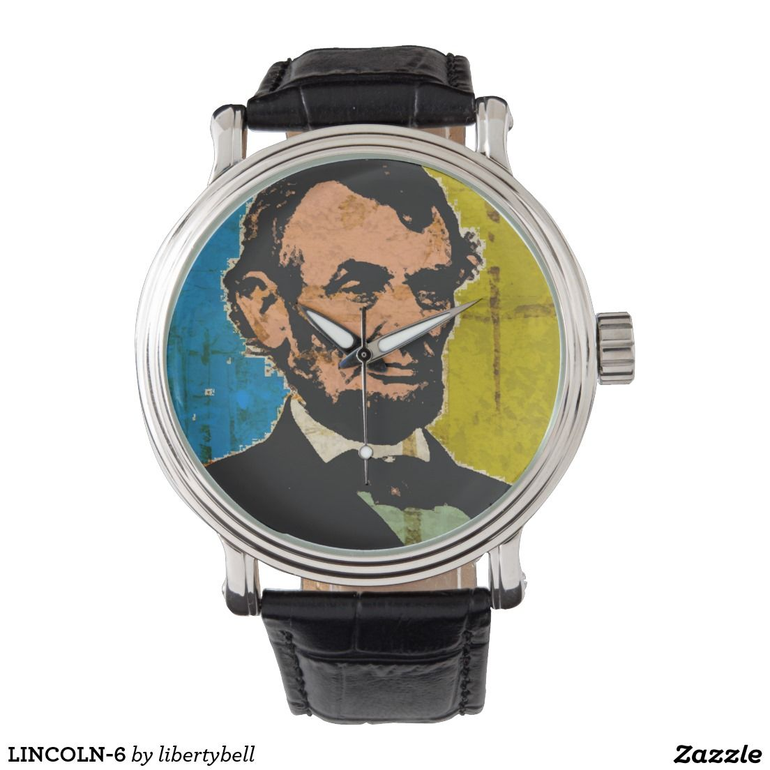 LINCOLN-6 WRISTWATCHES