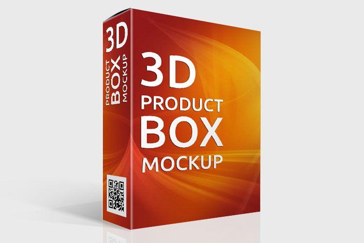 Download Free 3d Product Box Mockup Box Mockup Mockup Photoshop