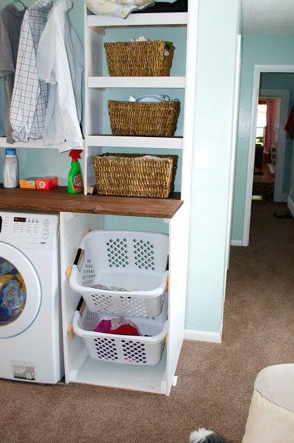 Laundry Unit Progress Laundry Room Inspiration Laundry Room