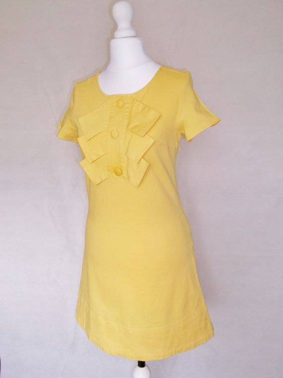 Dolly Mod Dress 60s Summer by DollybirdClothing on Etsy, £22.00
