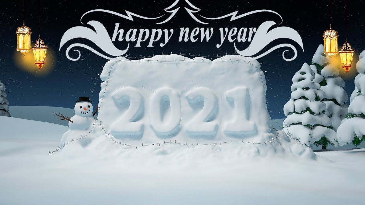 Happy New Year 2021 Whatsapp Status Video, Shayari, Quotes ...