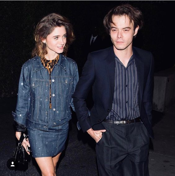 A Complete Timeline of 'Stranger Things' Couple Natalia Dyer and Charlie Heaton's Relationship in Photos | Femestella