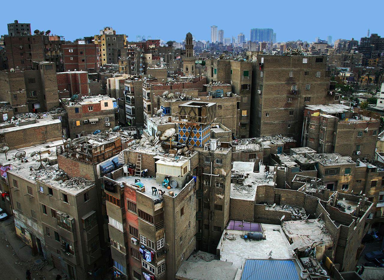 Africa S Housing Crisis Urban Planning City Cairo Egypt