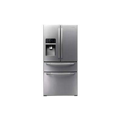 Refrigerator 26 Cu Ft 33 In 4 Door French Door Refrigerator