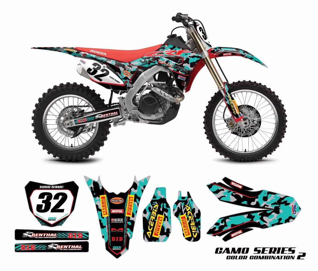 Image Result For Honda Cr125 Sticker Kit Pictures Sticker Kits Honda Stickers