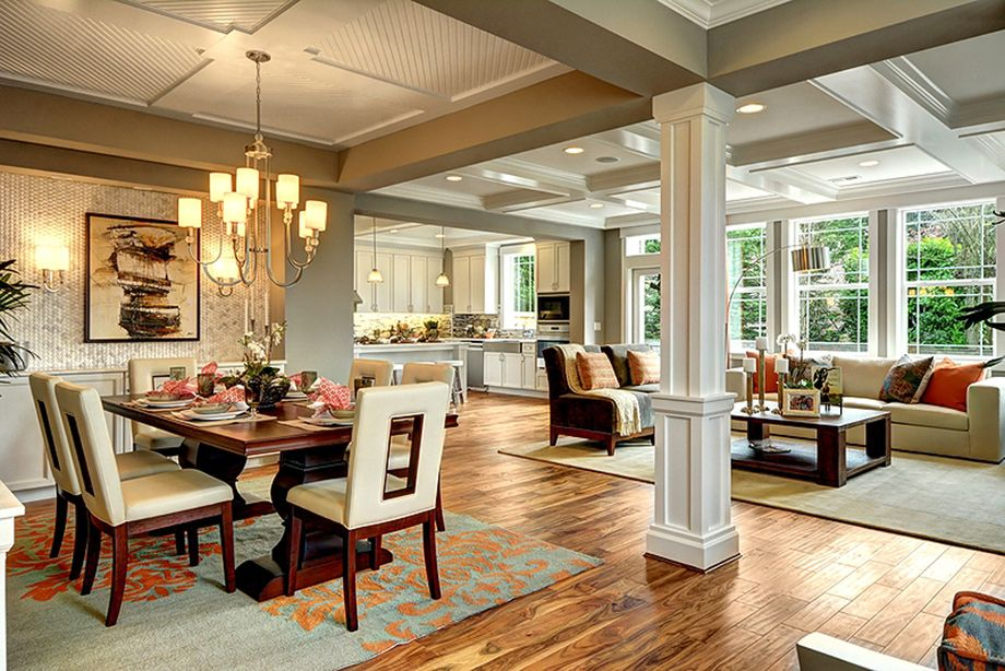 Spacious, Open Floor Plans Offer The Very