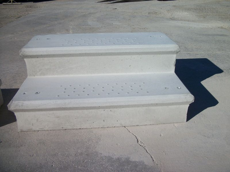 Precast Concrete Steps Price | Michigan Precast | concrete