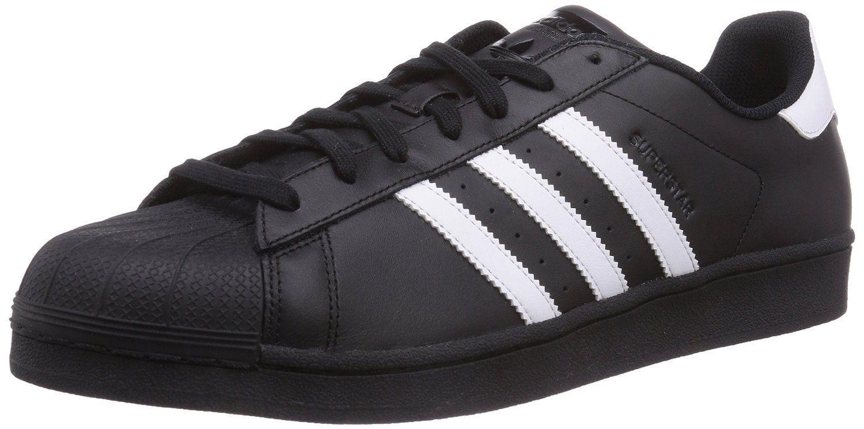 Adidas SUPERSTAR FOUNDATION Mens sneakers B27140 MSRP: $80 $68.4 ...