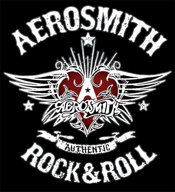 Aerosmith Rock And Roll Bands Rock Band Logos Aerosmith