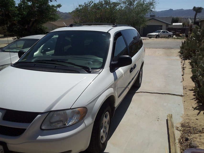 I Am Posting This For A Friend This Is A 2003 Dodge Grand Caravan