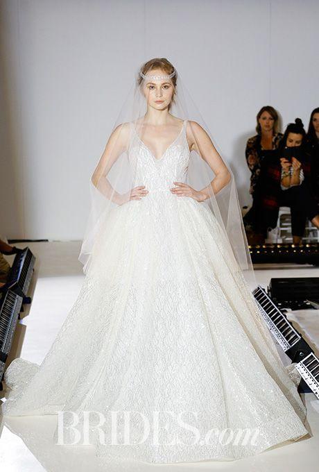 Lazaro Spring 2017 Wedding Dressspring