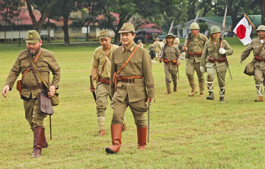 Battle of Bataan reenactment and jeep jamboree | WWII Airsoft Association