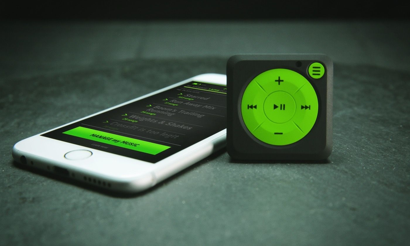 Mighty is like an iPod Shuffle for Spotify | Let the Music