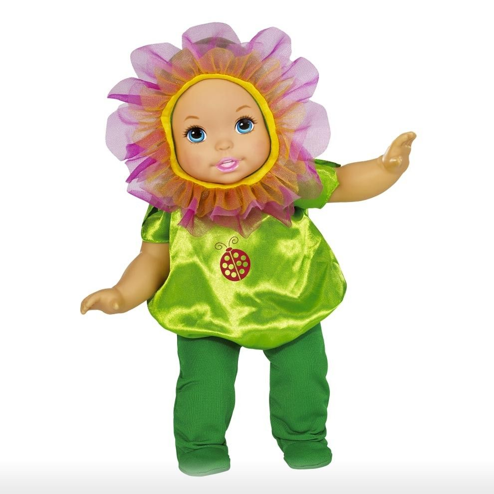 Toys and me images  Fisher Price Toys ue m ue Little Mommy Sweet As Me Doll  Flower