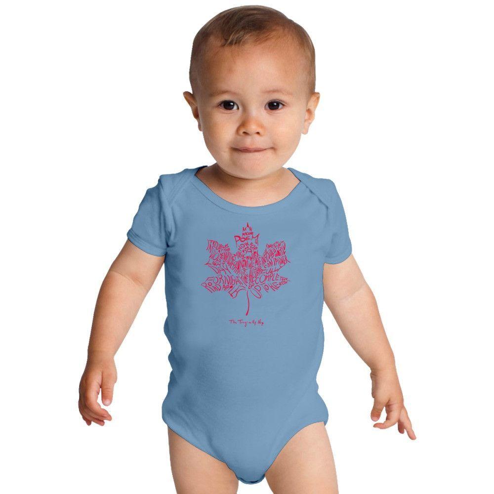 a766b9469 The Tragically Hip Baby Onesies