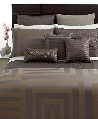 Hotel Collection Columns Bedding Collection - Bedding Collections ...