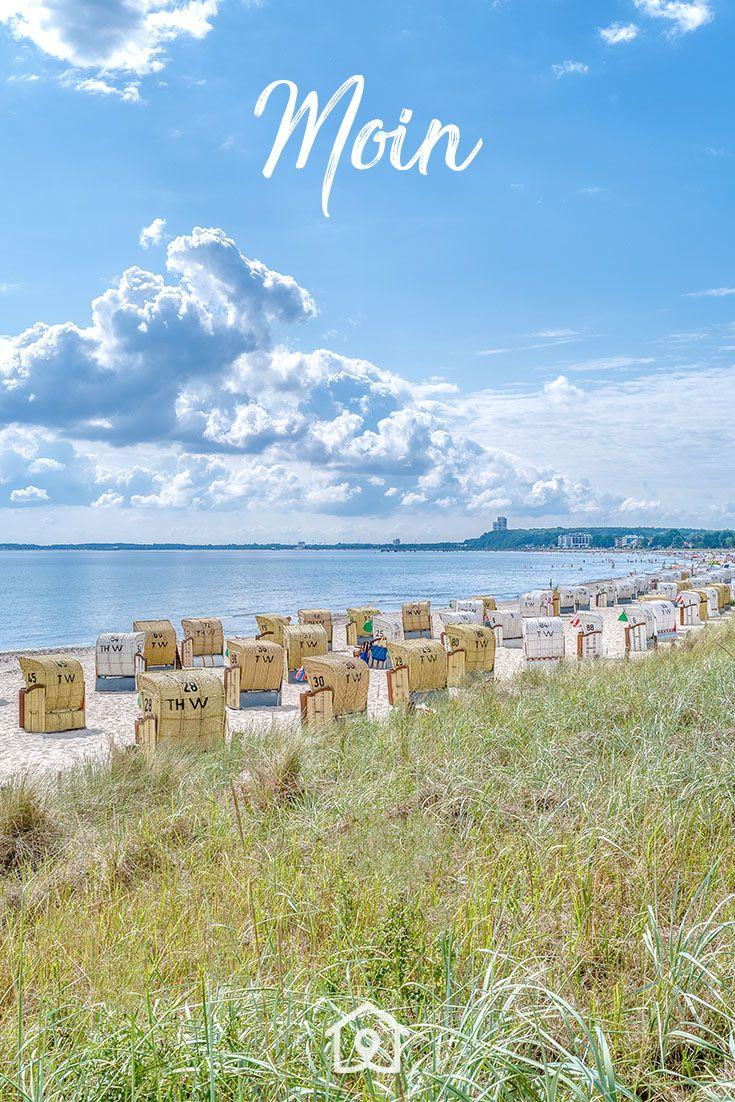 Ferienwohnungen und Ferienhäuser an der Nordsee und Ostsee