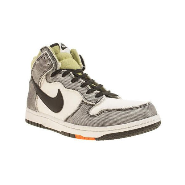 Nike Dunk White Grey Cmft Trainers White Grey Shoes For Brands Mens