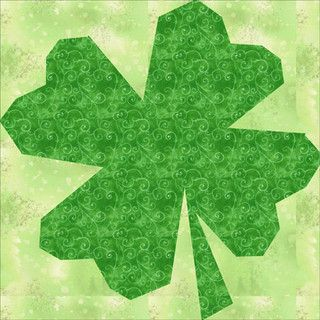 Shamrock by Jennifer Ofenstein (sewhooked.com), via Flickr