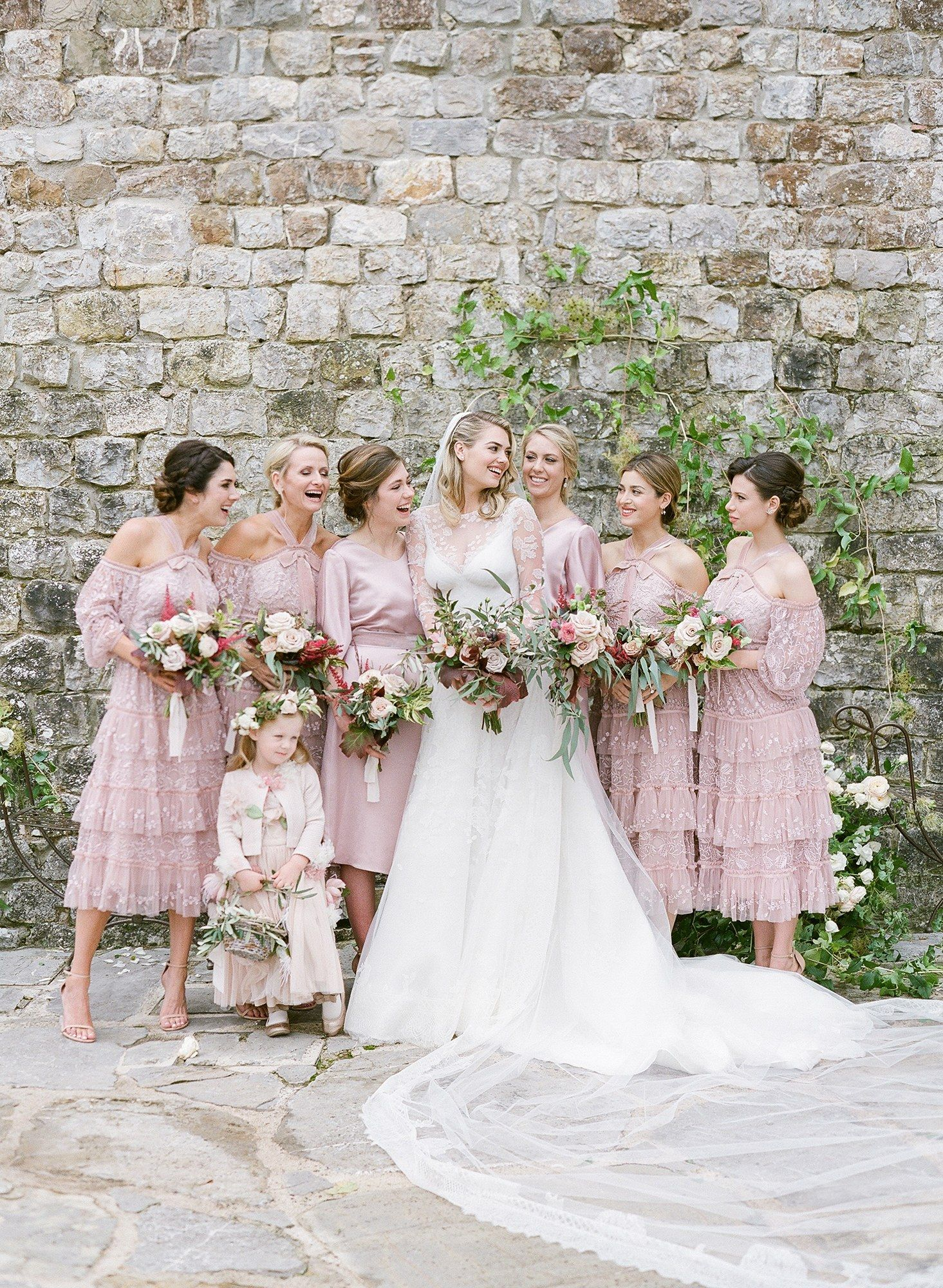 Tuscany Wedding Dresses