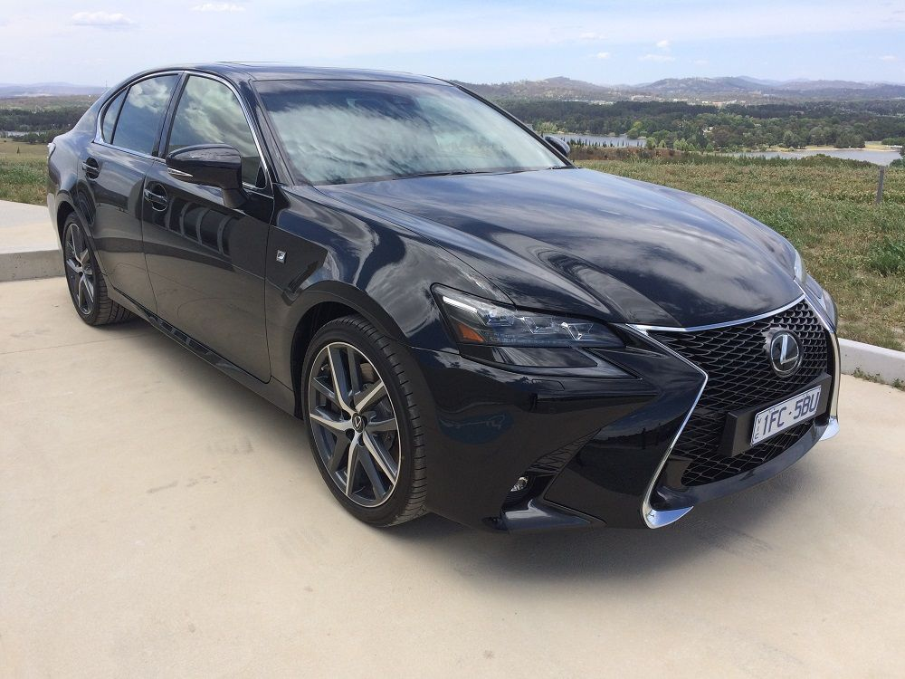 Updated Lexus Gs 350 Review Filed By Joel Helmes Http Behindthewheel