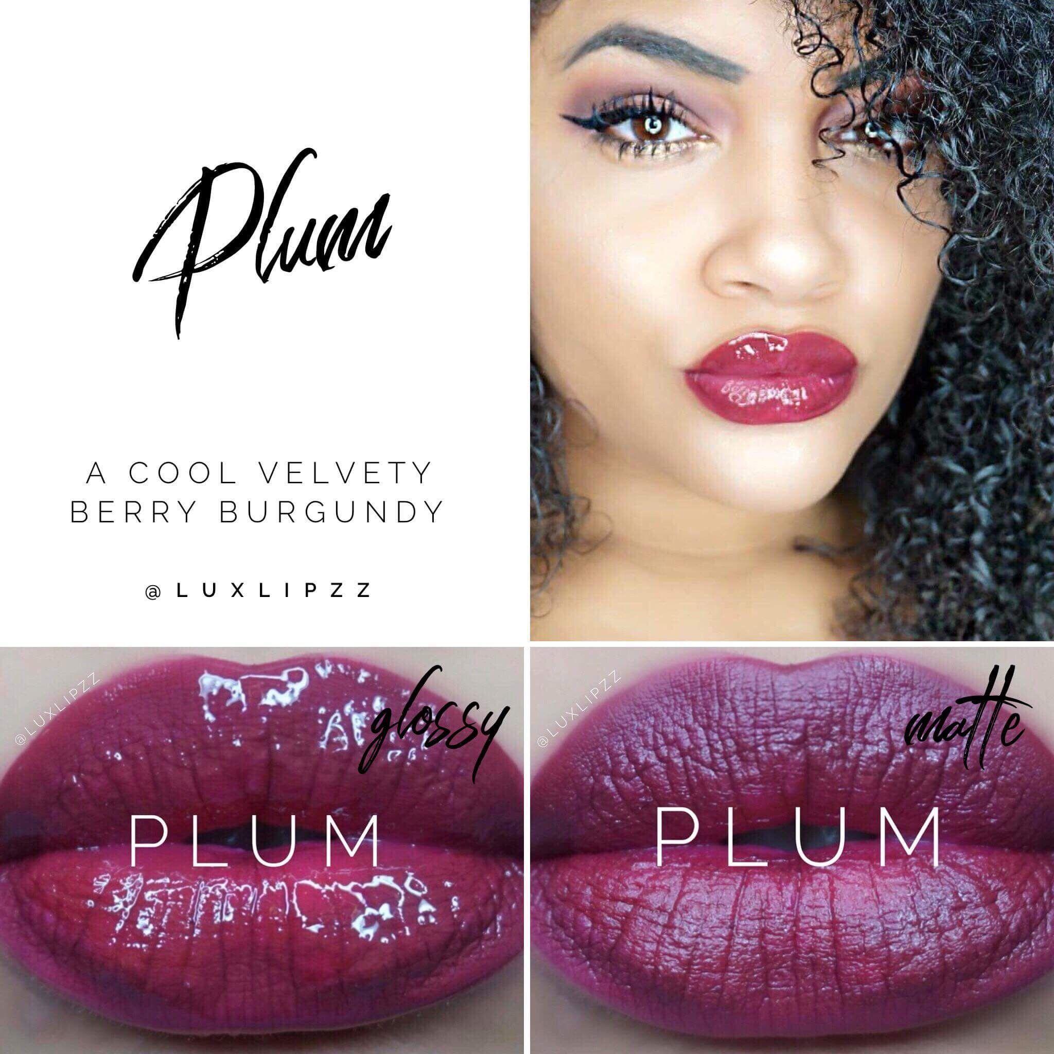 Plum Lipsense It Is Vegan Gluten Free Lipstick That Won T Come Off