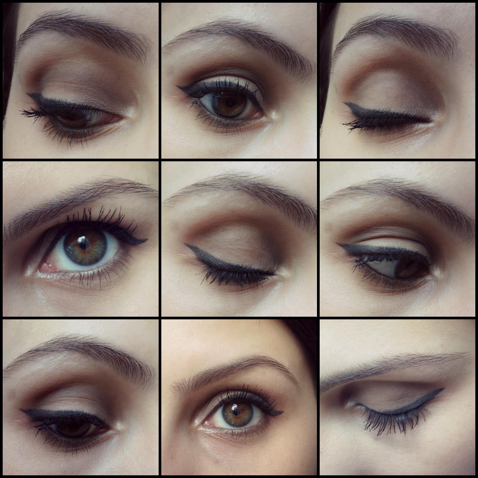 Tutorial Semi Cut Crease com Naked Basics | New in Makeup